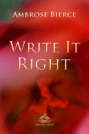 Write It Right