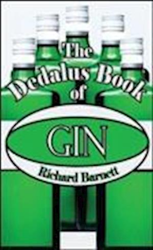 Bog, paperback The Dedalus Book of Gin af Richard Barnett