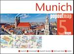 Munich PopOut Map (Popout Map S)
