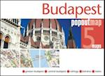 Budapest PopOut Map (Popout Map S)