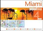 Miami PopOut Map (Popout Map S)