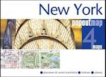 New York PopOut Map (Popout Map S)