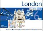 London PopOut Map (Popout Map S)