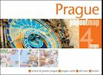 Prague PopOut Map (Popout Map S)