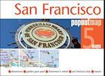 San Francisco PopOut Map (Popout Map S)