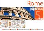 Rome PopOut Map (Popout Map S)