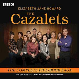 Lydbog, CD The Cazalets af Elizabeth Jane Howard