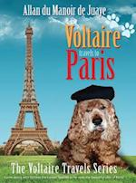 Voltaire travels to Paris