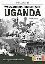Wars and Insurgencies of Uganda, 1971-1994 (Africa@war)