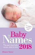 Baby Names 2018 (Baby Names)