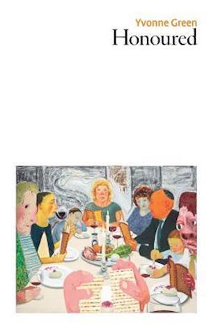 Bog, paperback Honoured af Yvonne Green