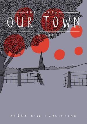 Bog, paperback Grey Area - Our Town af Tim Bird