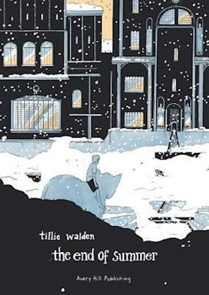 Bog, paperback The End of Summer af Tillie Walden