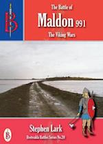 The Battle of Maldon (Bretwalda Battles, nr. 20)