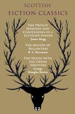 Scottish Fiction Classics (Scottish Lost Treasures)
