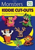 Monsters (Kiddie Cut Outs)