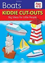 Boats (Kiddie Cut Outs)