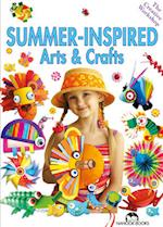 Summer Inspired Arts & Crafts (Creative Workshop Series)