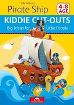 Pirate Ship (Kiddie Cut Outs Big Ideas for Little People)