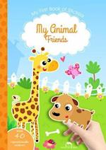 Animal Friends (My First Book of Stickers)