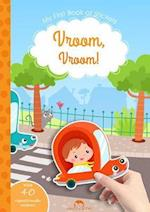 Vroom, Vroom! (My First Book of Stickers)