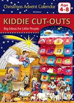 Christmas Advent Calendar (Kiddie Cut Outs Big Ideas for Little People)