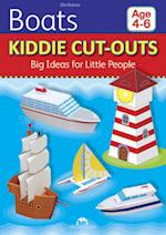 Boats (Kiddie Cut Outs Big Ideas for Little People)