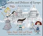 Castles and Palaces of Europe (Colour Read Fold and Travel)