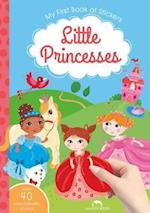 Little Princesses (My First Book of Stickers)