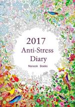 Anti-Stress Diary 2017 (Time Organizer)