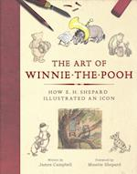 The Art of Winnie-the-Pooh af JAMES CAMPBELL