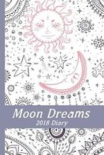 Moon Dreams 2018 Diary