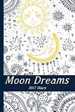 Moon Dreams 2017 Diary