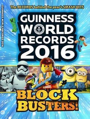 Bog, paperback Guinness World Records 2016 Blockbusters af Guinness World Records