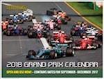 Autocourse Grand Prix 2018 Calendar