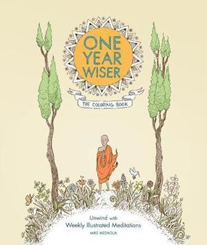 Bog, paperback One Year Wiser af Mike Medaglia