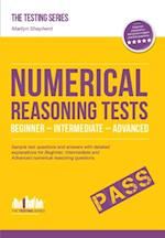 NUMERICAL REASONING TESTS af Marilyn Shepherd