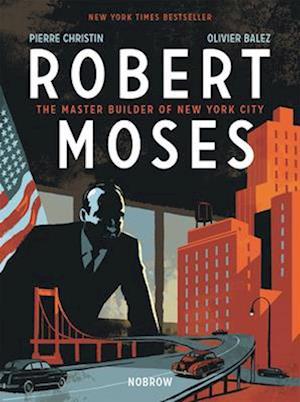 Bog, paperback Robert Moses af Pierre Christin