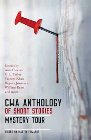 The CWA Short Story Anthology
