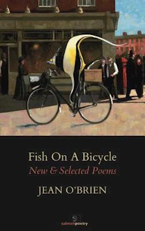 Bog, paperback Fish on a Bicycle af Jean O'Brien