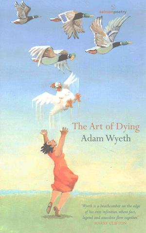 Bog, paperback The Art of Dying af Adam Wyeth