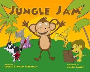 Bog, paperback Jungle Jam af Noam Lederman