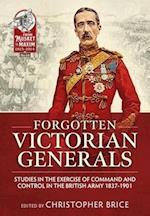 Forgotten Victorian Generals (Wolverhampton Military Studies)