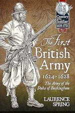The First British Army, 1624-1628 (Century of the Soldier)