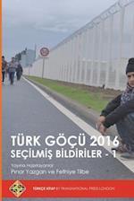 Turk Gocu 2016