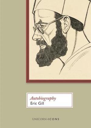 Bog, paperback Eric Gill - Autobiography af Eric Gill