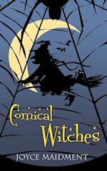 Comical Witches af Joyce Maidment