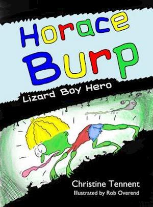 Bog, paperback Horace Burp af Christine Tennent