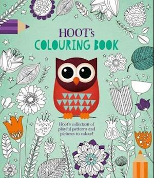 Hoot's Colouring Book