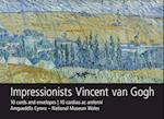 Impressionists Vincent Van Gogh Cards (Impressionists Card Packs)